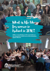 What is life like for women in Ireland in 2016_Cover Image