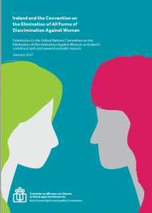 Ireland and the Convention on Elimination of Discrimination Against Women_Cover Image
