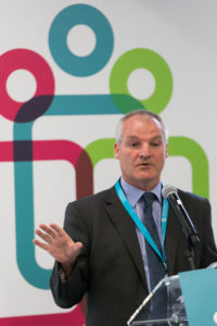 IHREC Director Laurence Bond