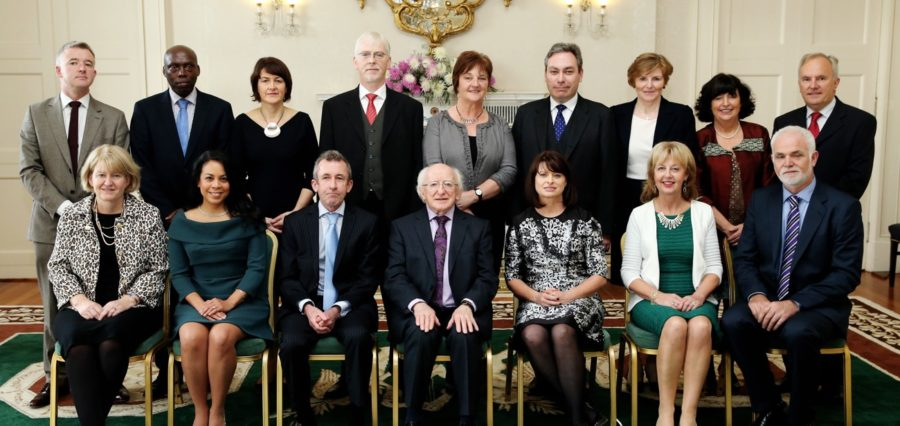 Appointments to the Irish Human Rights and Equality Commission