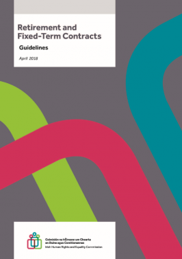 Retirements and Fixed Term Contracts - Guidelines