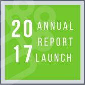 Annual report launch small graphic
