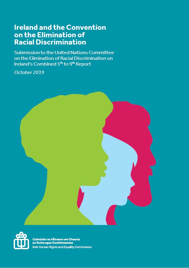 Ireland and the UN Convention on the Elimination of Racial Discrimination