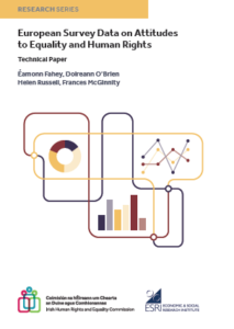 Cover Image: European Survey Data Technical Paper Cover Page