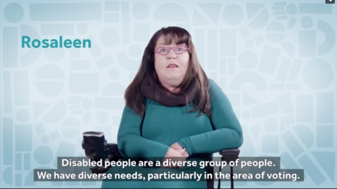 rosaleen-voting-disability