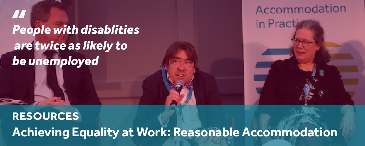 Because We're All Human. Means we're all equal. View our resources on acheiving equality at work