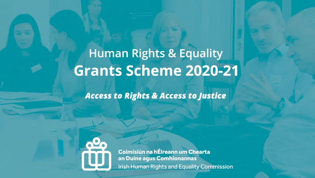 Human Rights and Equality 2020 Grantees announced